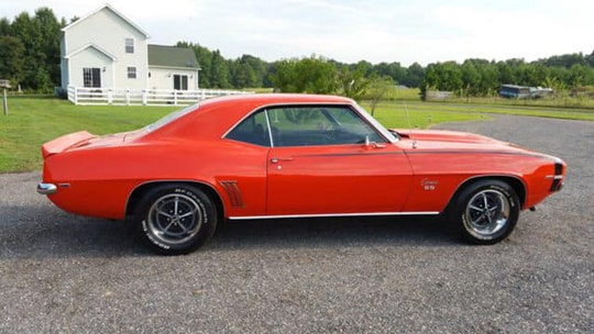 Barn fiends? Crooks steal classic muscle cars from 234-year-old farm