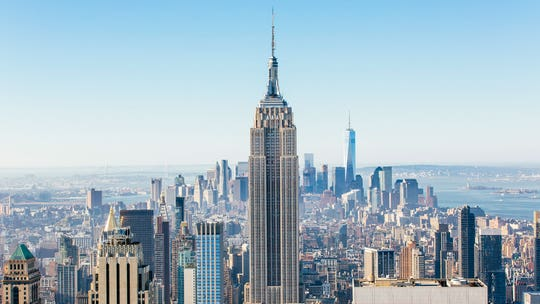 NYPD nabs sword-wielding man on Empire State Building observation deck
