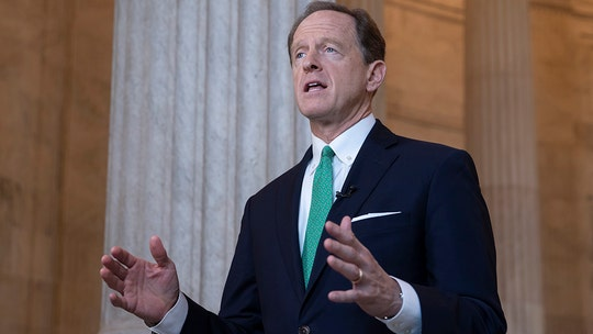 Toomey rips Dem coronavirus bill's racial justice provisions for farmers: 'A partisan, left-wing wish list'