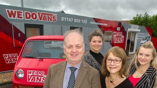 Van rental company accused of copying logo from Vans footwear brand