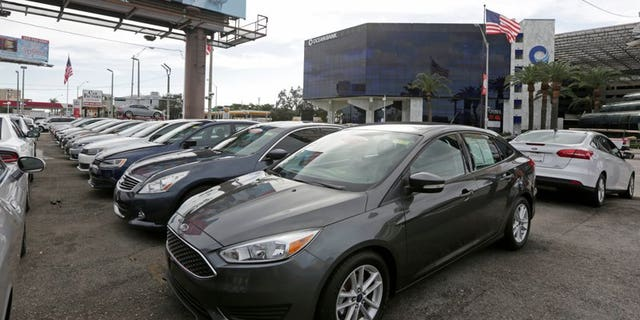 Have an old auto? You're not alone. Vehicle age hits record