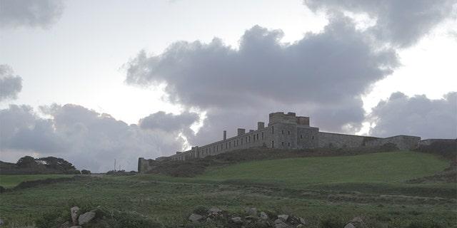 German fortifications, landscape, Alderney. —SNI/SI Networks L.L.C.