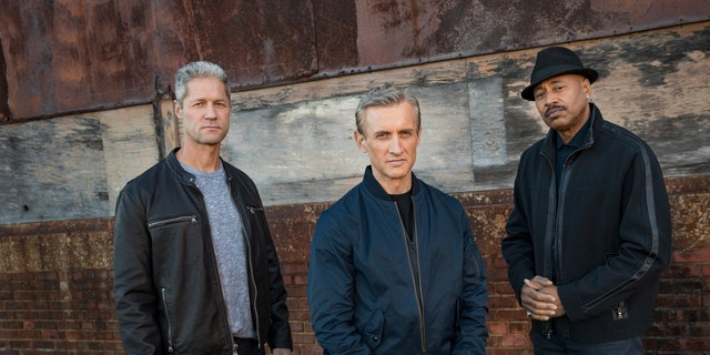 'LIVE PD' Hosts Dan Abrams, Tom Morris Jr., and Sean Larkin in Brooklyn, N.Y.