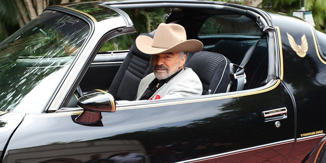 "Burt Reynolds was proud of his ""Smokey and the Bandit"" legacy. — Julien's Auctions"