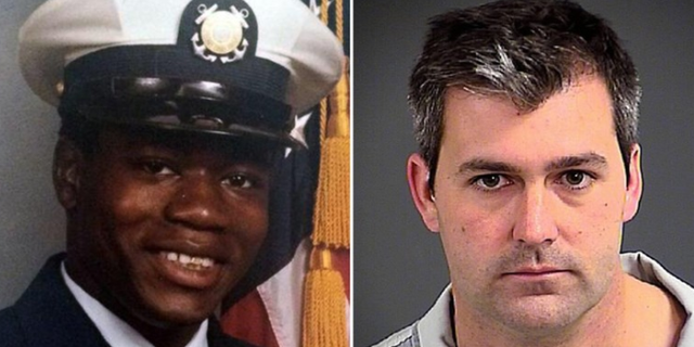 Walter Scott, left, was fatally shot by Michael Slager, right, in 2015.