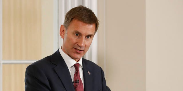 "Foreign Secretary Jeremy Hunt said Saturday that the Iranians' behavior is ""illegal and destabilizing"" and warned of ""serious consequences"" after the tanker was seized in the Strait of Hormuz on Friday by Iran's Revolutionary Guards."