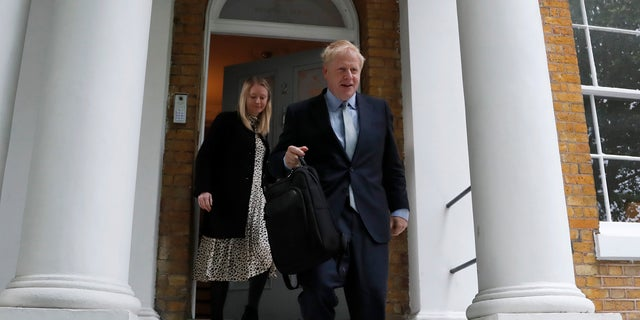 Boris Johnson takes lead in race for British prime minister