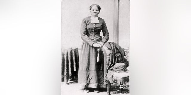 Harriet Tubman, pictured sometime between 1860 and 1875.(Harvey B. Lindsley/Library of Congress via AP)