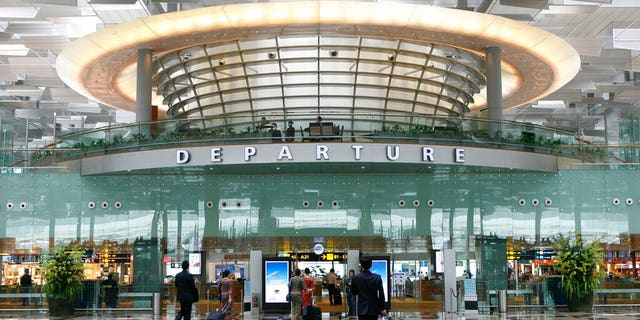 Singapore's Changi Airport is considered to be one of Asia's major air hubs, with an estimated 7,400 departures and arrivals (combined) per week, according to its website.