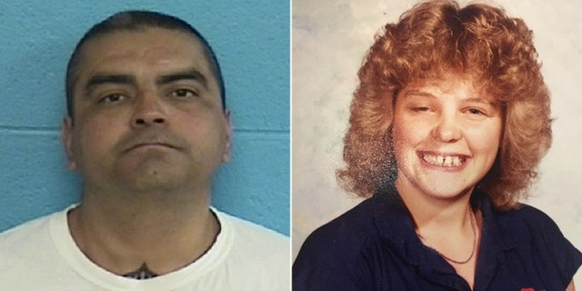 Police said William Acosta, 49, was charged with the murder of 18-year-old Tammy Bristow in Sandpoint, Idaho, 32 years ago, through DNA found on the victim's fingernails.