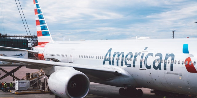 The woman was allegedly escorted off the flight by police once the plane landed at LAX, but they later concluded she had not committed a crime.