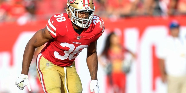 San Francisco 49ers defensive back Antone Exum Jr. plans to release a tribute rap song to Colin Kaepernick. (Photo by Roy K. Miller/Icon Sportswire via Getty Images)