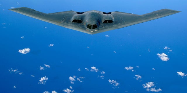 The B_2 bomber is getting a range of new firepower this year.
