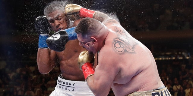Anthony Joshua's shock Andy Ruiz defeat clocks 13m illegal streams