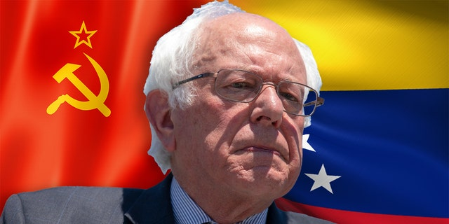 Bernie Sanders, I-Vt., dismissed the connection between Venezuela and the Soviet Union and his own vision for America.