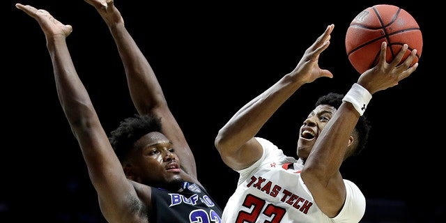 With the No. 5 and 26 picks in the NBA Draft, the Cleveland Cavaliers could be in position to select Texas Tech's Jarrett Culver, Virginia forward De'Andre Hunter or Duke's Cam Reddish. (AP Photo/Charlie Riedel, File)