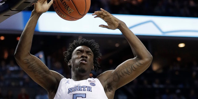 Little is one of the top forwards in the NBA Draft on Thursday, June 20. (AP Photo/Chuck Burton, File)