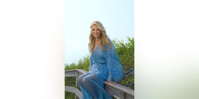 Christie Brinkley is on the new issue of Social Life magazine