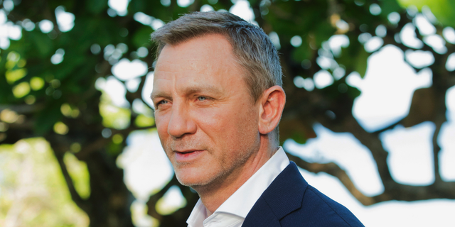 Daniel Craig discussed his first and last days playing James Bond.