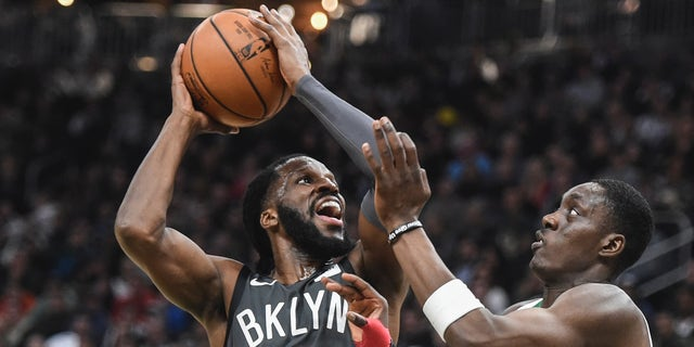 DeMarre Carroll played the last two seasons with the Nets.