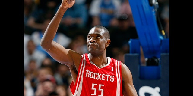 quality design ba874 627ab NBA Legend Dikembe Mutombo records Ebola messages to help US ...