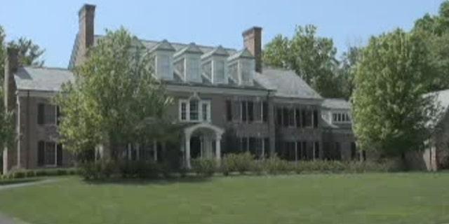 Investigators searched Fotis Dulos' sprawling 10,000-square foot Farmington mansion.