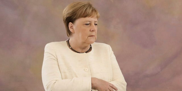 German Chancellor Angela Merkel. (Associated Press)