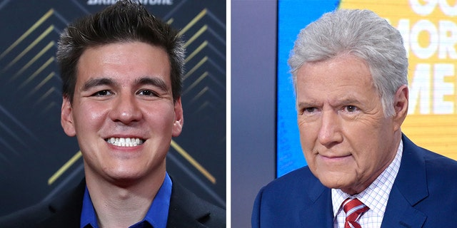 Jeopardy champ donates to cancer walk in Alex Trebek's name