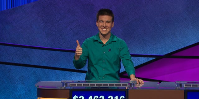 'Jeopardy!' champion James Holzhauer ended his winning-streak with $2,462,216 in total earnings.