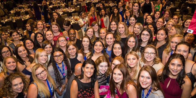 Young Women's Leadership Summit 2019, Friday, June 7, 2019, in Dallas.