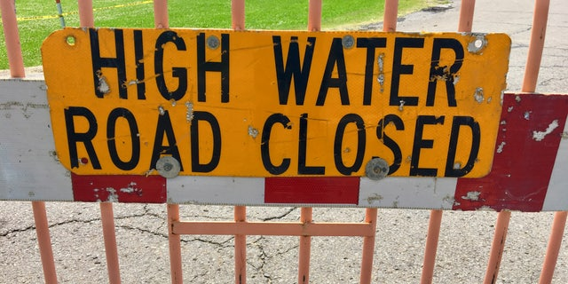 Road closures throughout the state have left displaced residents unable to see how badly their homes were affected by the rising water.
