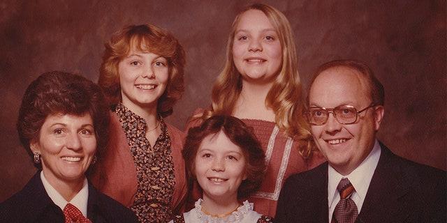 Jan Broberg and her family, circa 1970s. — Courtesy of Jan Broberg