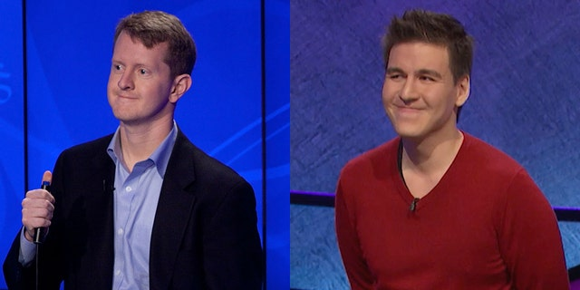 Ken Jennings said an 'Jeopardy!' game between him and James Holzhauer is 'inevitable.'