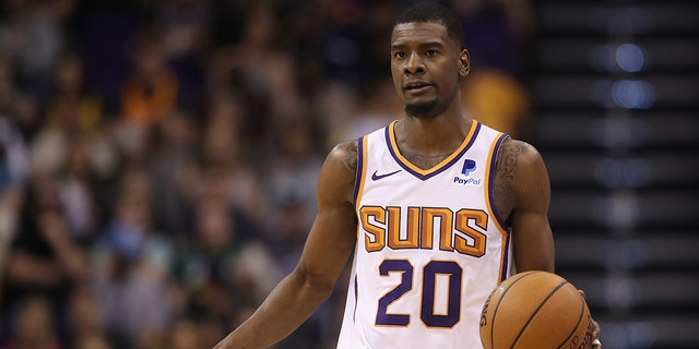 Westlake Legal Group Josh-Jackson-GettyImages-1140503071 Phoenix Suns' Josh Jackson accused of getting 5-month-old daughter high with marijuana use: report Ryan Gaydos fox-news/sports/nba/phoenix-suns fox-news/sports/nba fox news fnc/sports fnc f88da219-3042-5384-944a-8a7b3181a7a0 article
