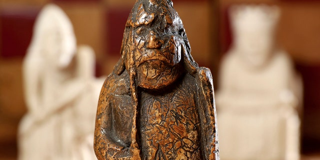 900-year-old chess piece discovered in family's drawer