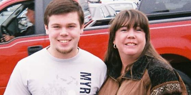 Will Cox and his mother, Leyla Cox, who died in the Dominican Republic.