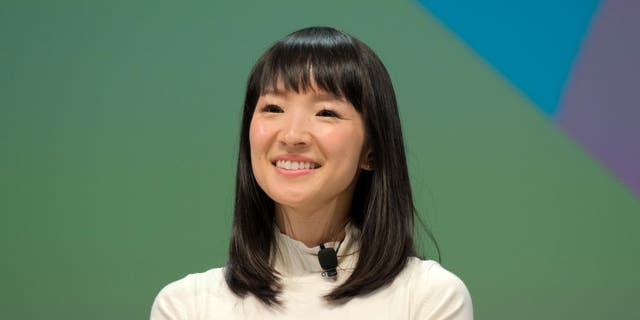 Celebrity organizer Marie Kondo now sells home goods online, in a move that comments on social media have explained