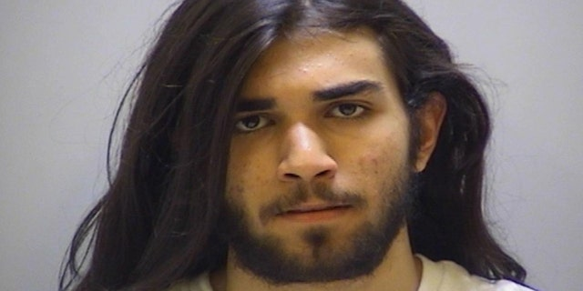 Matthew Castro, 18, was charged with trespassing for allegedly living inside a family's attic in their home in Mount Juliet, Tenn.