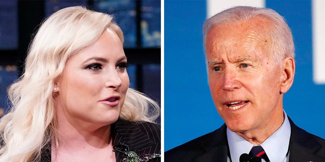 "During a heated discourse on ""The View"" on Monday about <a data-cke-saved-href=""https://www.foxnews.com/category/person/joe-biden"" href=""https://www.foxnews.com/category/person/joe-biden"" target=""_blank"">Joe Biden</a> changing his tune about the controversial Hyde Amendment, host <a data-cke-saved-href=""https://www.foxnews.com/category/person/meghan-mccain"" href=""https://www.foxnews.com/category/person/meghan-mccain"" target=""_blank"">Meghan McCain</a> insinuated the former Vice President may have lost her support in the 2020 election"