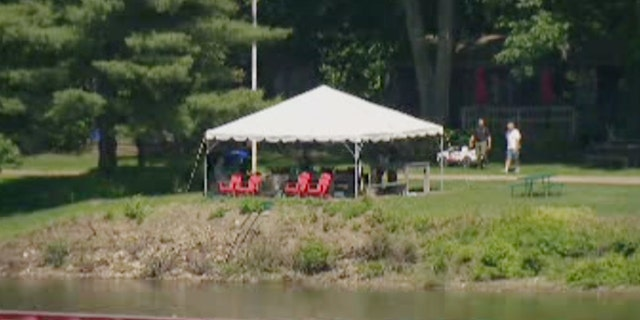 Dive teams search Connecticut pond for missing mother Jennifer Dulos