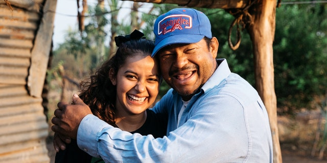 Ileana Quintanilla met her father, Ernesto, in a miraculous way, while working for Food for the Hungry.<br>