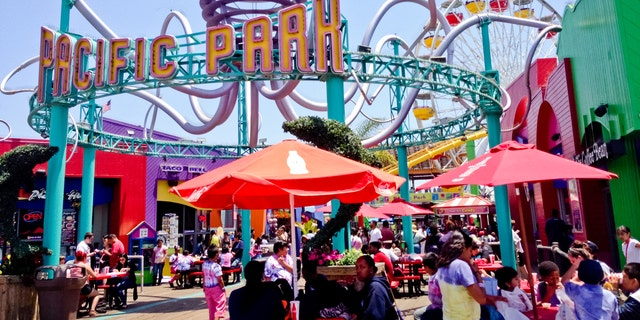 """Pacific Park on the Santa Monica Pier, as well as Deno's Wonder Wheel Amusement Park in Coney Island, will get a """"Stranger Things"""" makeover in honor of the third season's debut on Netflix."""