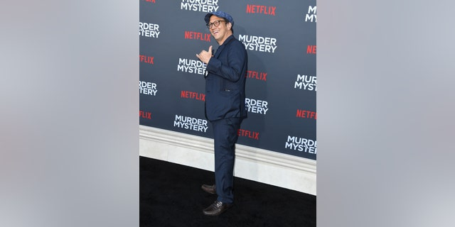 Elevate Schneider arrives at the LA Premiere Of Netflix's