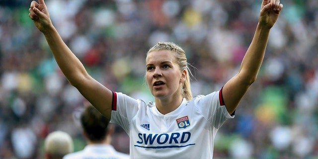 The world's best player won't be at the Women's World Cup. (Balazs Czagany/MTI via AP, File)