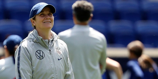 Jill Ellis' squad takes on Thailand on Tuesday. (AP Photo/Steve Luciano, File)