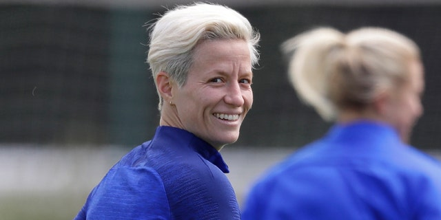 Westlake Legal Group SOC-Megan-Rapinoe3 Trump says US soccer star Megan Rapinoe's protest during national anthem is wrong Ryan Gaydos fox-news/sports/soccer/the-world-cup fox-news/sports/soccer fox-news/person/megan-rapinoe fox-news/person/donald-trump fox-news/newsedge/sports/womens-world-cup fox-news/entertainment/media fox news fnc/sports fnc article 4e89edef-f6dc-5e57-bc95-398545b6eb76