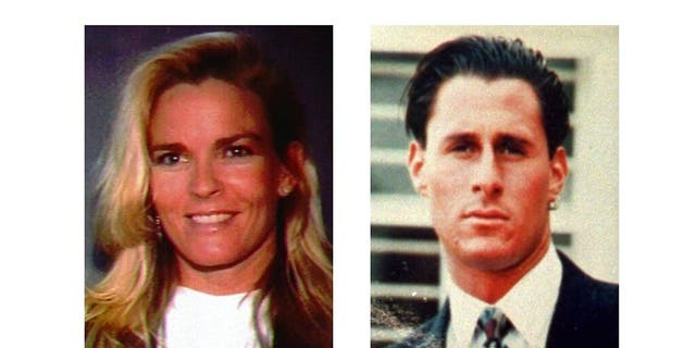 Nicole Brown Simpson (엘) and Ron Goldman (아르 자형). The June 12, 1994, killings of Nicole Brown Simpson and her friend Ron Goldman brought the 'Trial of the Century' that saw O.J. Simpson acquitted of the murders.