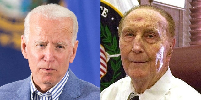 The firestorm over former Vice President Joe Biden's comments this week highlighting his ability to work segregationist Southern senators is also bringing renewed attention to his 2003 eulogy for Strom Thurmond. (Getty)