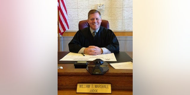 Former Scioto County Common Pleas Court Judge William Marshall
