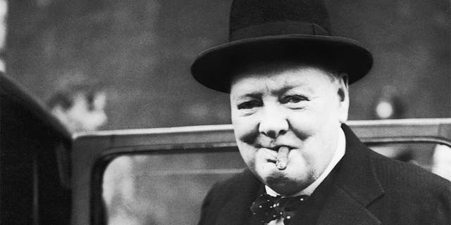 Winston Churchill (Photo by Keystone/Hulton Archive/Getty Images)